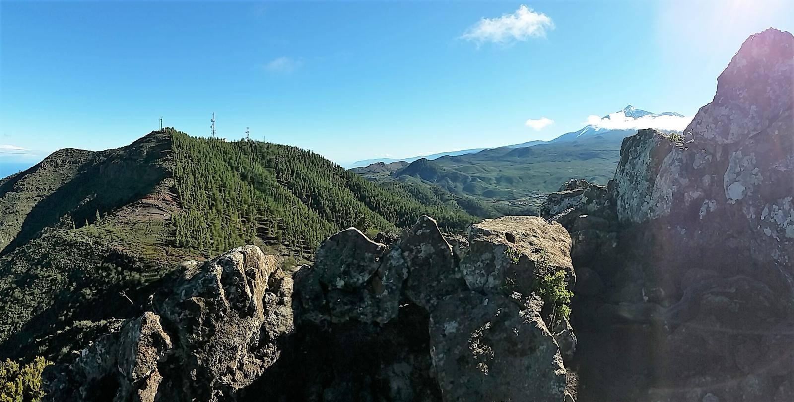 Ruta de senderismo en Tenerife