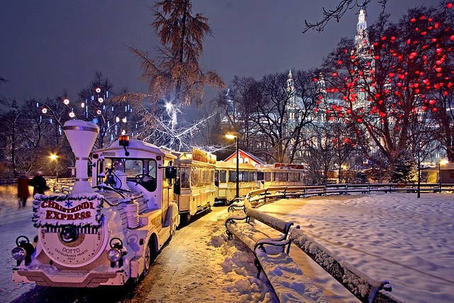 viaje mercados de navidad en austris