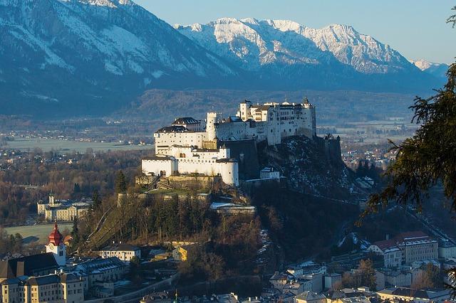 Salzburgo ciudad de historia y arte