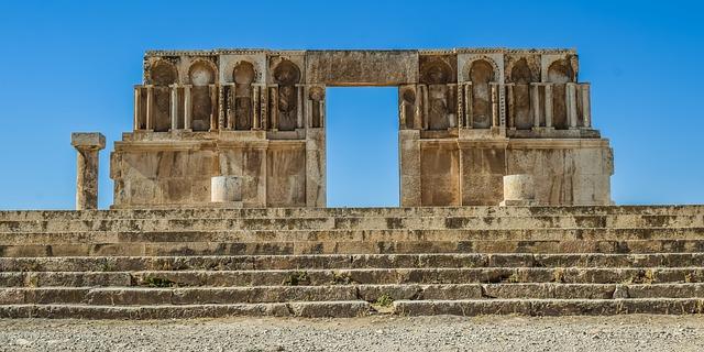 Ciudadela de Amman, Tesoros de Jordania