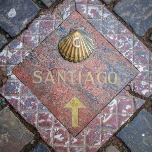 El Camino de Santiago Inglés